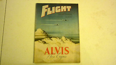 Flight & Aircraft Magazine, Jul 1945, Great Advertising, Commercial & Military 1