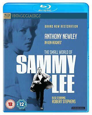 The Small World Of Sammy Lee (Digitally Restored) [2016] (Blu-ray)