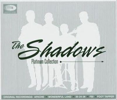 Shadows,The-Platinum Collection  CD NEW