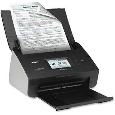 Brother ImageCenter ADS-2800W 3ppm Wireless Document Scanner