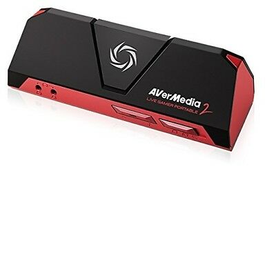 AVerMedia GC510 Live Gamer Portable 2 Full HD 1080p60 Recording Without PC