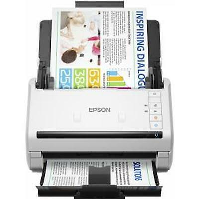 Epson B11B236201 WorkForce DS-530 300 dpi Optical Sheetfed Scanner