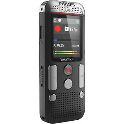 "Philips DVT2510/00 1.8"" Tracer Audio Recorder"