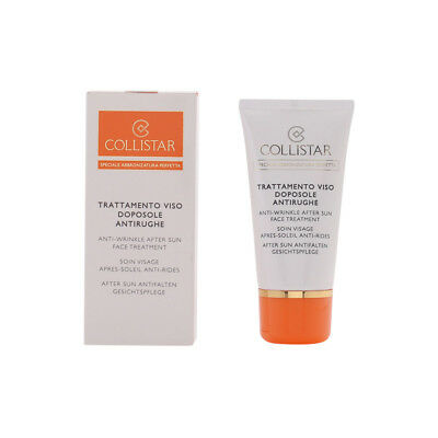 Cara Collistar mujer PERFECT TANNING anti-wrinkle after sun 50 ml