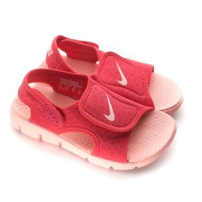 online store 31def bf8bd Nike Girls Sunray Adjust 4 Sandals (Gs ps) Us Size 3 Y Style
