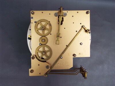 Vintage Smiths Enfield mantel clock movement for repair or spares