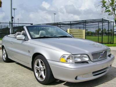 C70 Convertible ONLY 19K MILES!! CLEAN HISTORY!! VOLVO C70 CONVERTIBLE!! HTD SEATS!! CALL NOW!!