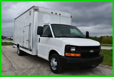 2008 Chevrolet Express 16ft Box Truck LOW RESERVE Stock#15806