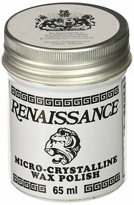 Renaissance Micro-Crystalline Wax Polish (65 ml)
