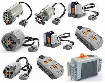 Lego Power Functions 42030 Motor + Empfänger Receiver 9V + Power Functions