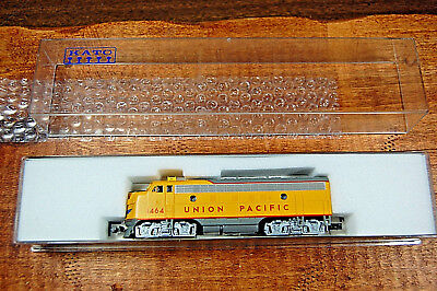 Kato # 176-216 F7 Dual Headlight Up #1464 N Scale Dc Power