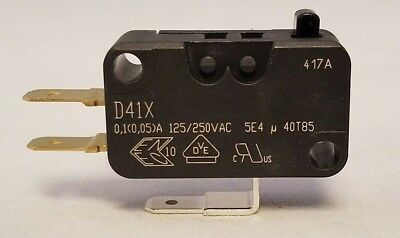 Cherry Micro Switch D41X 125 / 250VAC - 3 Pack
