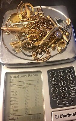 111g Gold Filled Watch Cases Pocket/WriSt Recovery CLEAN! Bullion Specs Jewelry