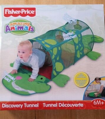 Fisher Price Discovery Tunnel