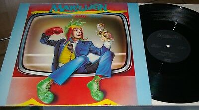 "Marillion - Punch And Judy - 12"" Maxi Single Not Lp ℗ 1984"