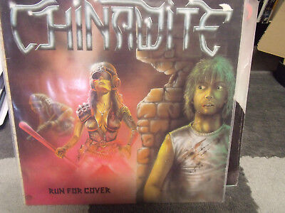 Chinawite Run For Cover Vinyl LP