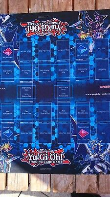 Yu-Gi-Oh Spielmatte/ Playmat:  2 Spieler/ 2 Players, Firewall-Dragon