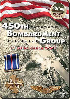15th Air Force - 450th Bombardment Group Cottontails in World War II