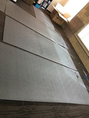 "Staticide grey color 48"" x 10' ESD Rubber Lab Mat Rolls"