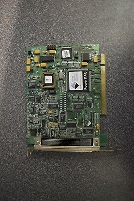 United Electronic Industries PowerDAQ PDL-MF PCI card INCLUDES manual & software