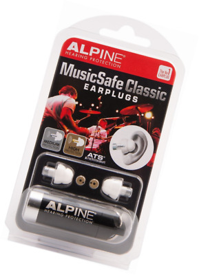 Alpine MusicSafe Classic Protection Auditive professionnelle pour Musicien