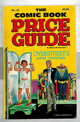 Overstreet Price Guide #12 Mad Magazine Alfred E Neuman Cover (1982)