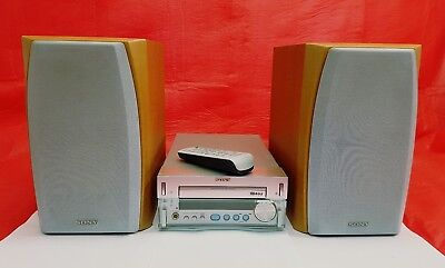 Sony SA-CSD1 CD Player RDS Tuner Mini Hi-Fi System Fabulous Condition