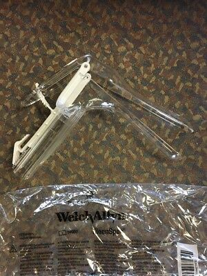 Welch Allyn KleenSpec 590 Series Disposable Vaginal Specula, Small; Qty. 1