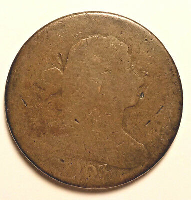 1803 Large Cent Draped Bust