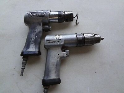 Snapon chipping gun Ph45A and Drill PDR3 pneumatic