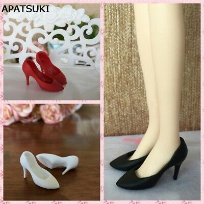 Office Lady High Heel Shoes For Blythe Dolls 1/6 Fashion Shoes For Licca Doll