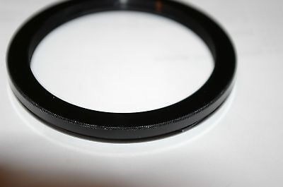 NEW 28-37mm METAL FILTER STEP UP ADAPTER RING  CAMERAS MADE in JAPAN