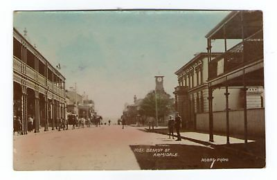 Postcard - Beardy St., Armidale - N.S.W. - Hobbs Photo