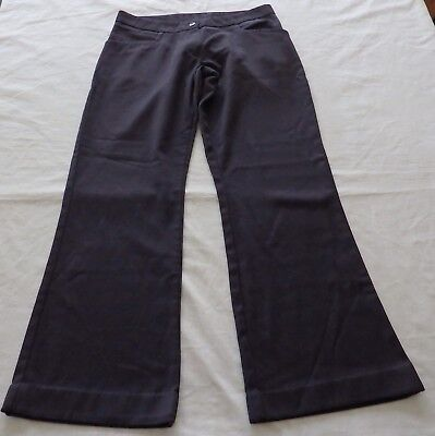Girls size 12 NAVY BLUE SCAGS  School Pants