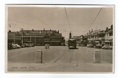 Mosely Square, Glenelg South Australia - Vintage Tram.