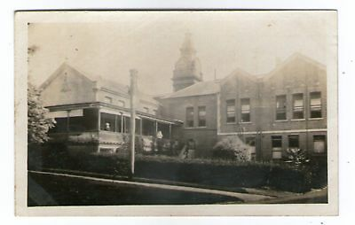 AUSTIN HOSPITAL, MARIAN DRUMMOND HOME (Nurses Quarters & Balcony) 1930's