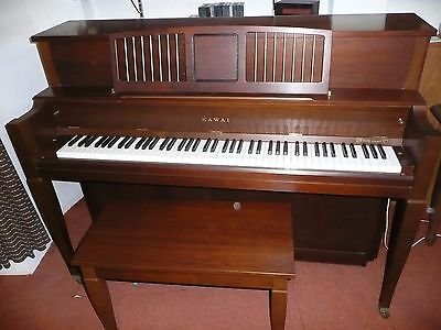 Kawai Upright Piano - Barely Used - Located in Clyde (Granville) 2142, Sydney