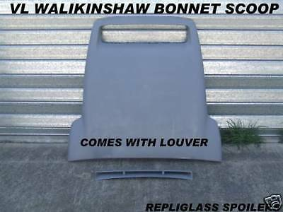 Vl Walkinshaw Bonnet Scoop And Louvre With Inner Frame High Quality Copy
