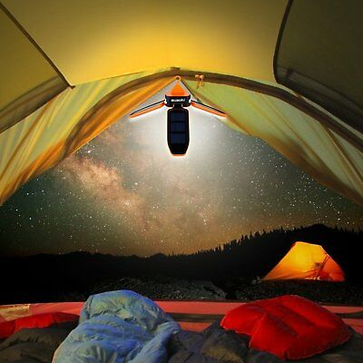 suaoki camping laterne 18 led solarleuchte solar lampe. Black Bedroom Furniture Sets. Home Design Ideas