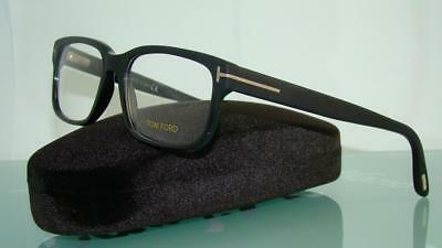53317f16c9 TOM FORD TF 5313 002 Matte Black Brille Glasses Frames Eyeglasses Size 55