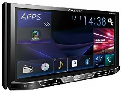 Pioneer AVH-X490BS Double Din Bluetooth In-Dash DVD/CD/Am/FM Car Stereo with