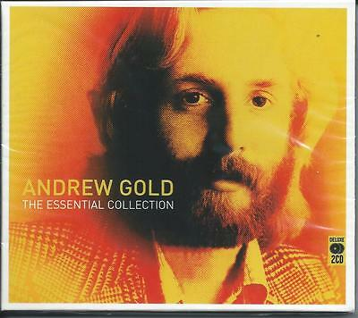 Andrew Gold - The Essential Collection - Best Of / Greatest Hits 2CD NEW/SEALED
