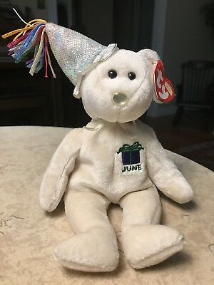 Ty Beanie Baby June Birthday Collection 8de90c02d4f1