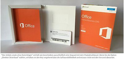 Microsoft Office 2016 Professional Plus Windows - Lifetime Key + Download 1PC