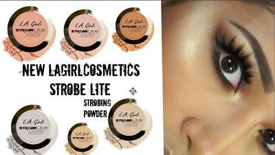 L.A. Girl Strobe Lite Strobing Powder Highlighter - Choose Your Shade