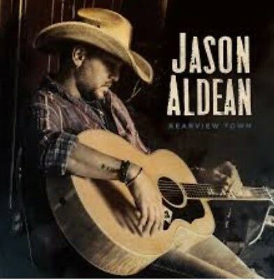 Jason Aldean Cd - Rearview Town (2018) - New Unopened - Country - Broken Bow
