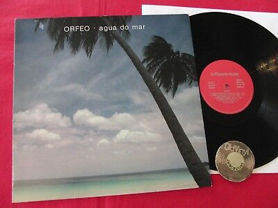LP Orfeo Agua Do Mar Female Brasil Bossa Fusion Germany 1983 | M- to EX