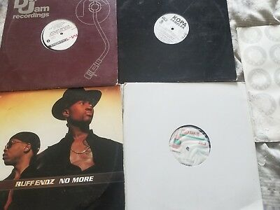 "The Notorious B.I.G. 12"" Spit Your Game plus 5 12 inch Records Def Jam"