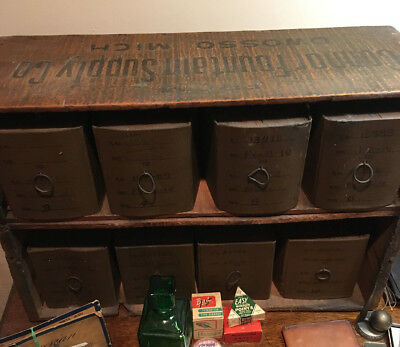Apothecary prescriptions and files 100years old over 1000 unsearched