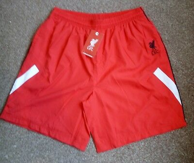 Official Mens Liverpool Fc Shorts Size Small Bnwt